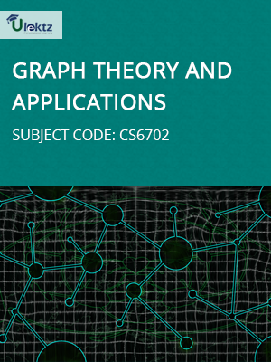 Important Question for GRAPH THEORY AND APPLICATIONS