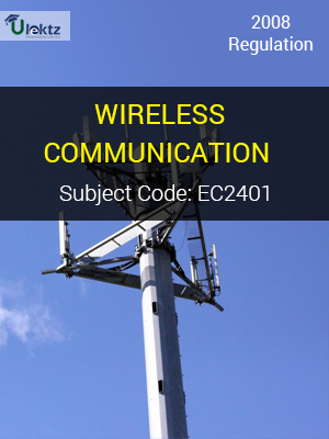 Important Question for WIRELESS COMMUNICATION
