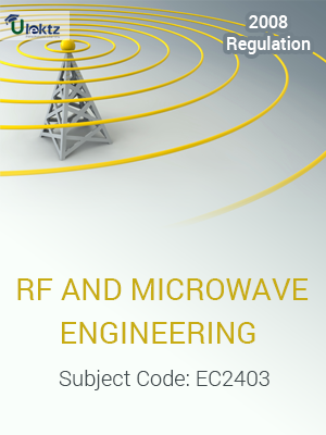 Important Question for RF AND MICROWAVE