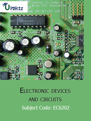 Important Question for Electronic Devices And Circuits