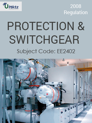 Important Question for Protection and switch gear