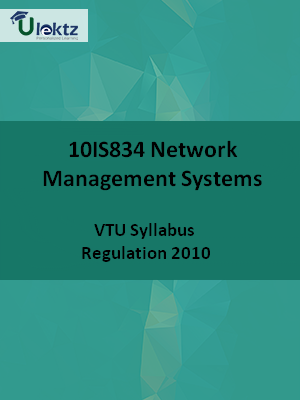 Network Management Systems - Syllabus
