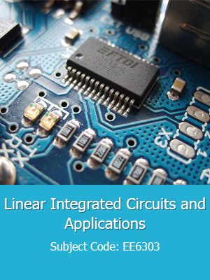 Important Question for Linear Integrated Circuits And Applications