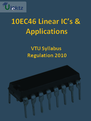 Linear IC's & Applications - Syllabus