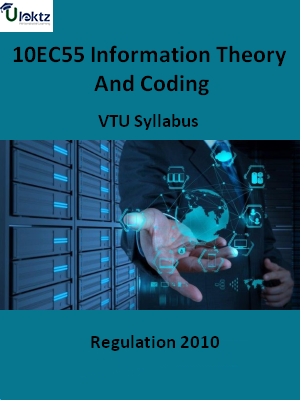 Information Theory And Coding - Syllabus