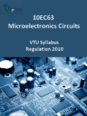 Microelectronics Circuits - Syllabus