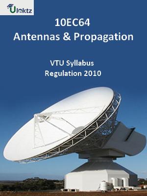 Antennas And Propagation - Syllabus