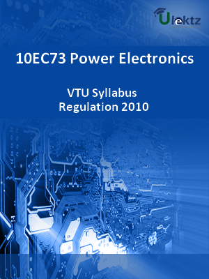 Power Electronics - Syllabus