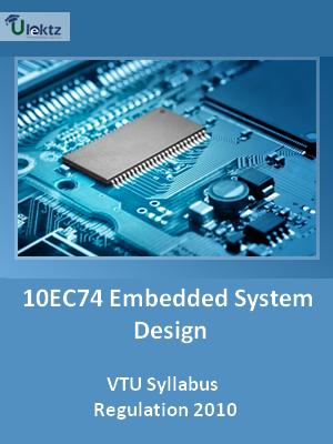 Embedded System Design - Syllabus