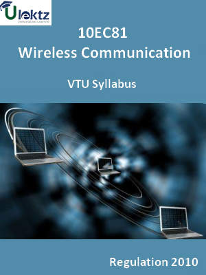 Wireless Communication - Syllabus