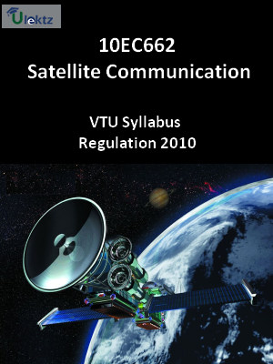 Satellite Communication - Syllabus