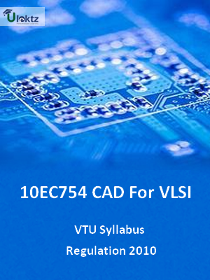 CAD For VLSI - Syllabus