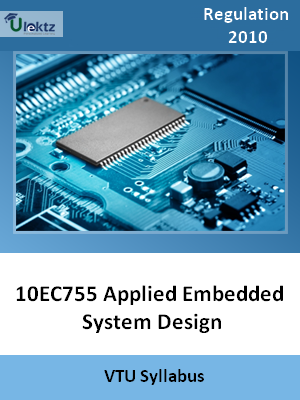 Applied Embedded System Design - Syllabus
