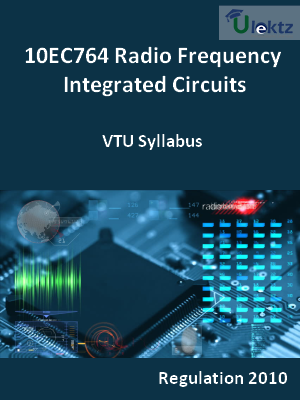 Radio Frequency Integrated Circuits - Syllabus
