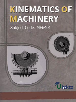 Important Question for Kinematics Of Machinery