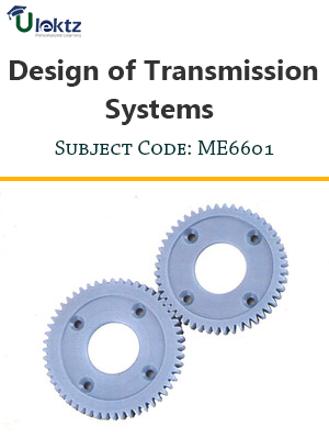 Important Question for Design Of Transmission Systems