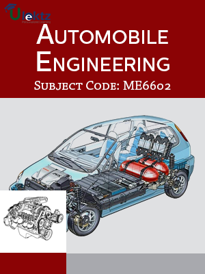 Important Question for Automobile Engineering
