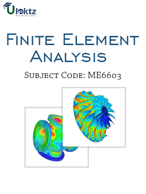 Important Question for Finite Element Analysis
