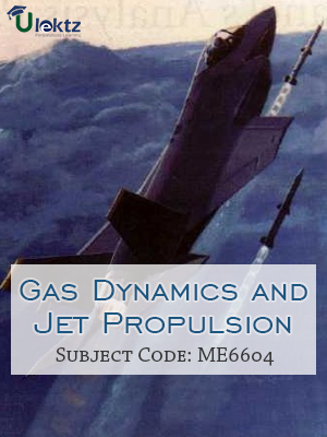 Important Question for Gas Dynamics And Jet Propulsion