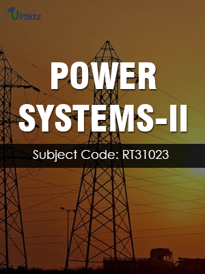 Important Question for Power Systems II