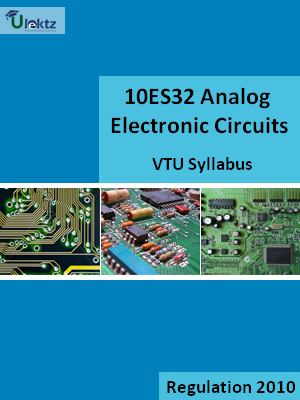 Analog Electronic Circuits - Syllabus