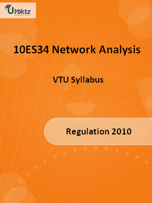 Network Analysis - Syllabus