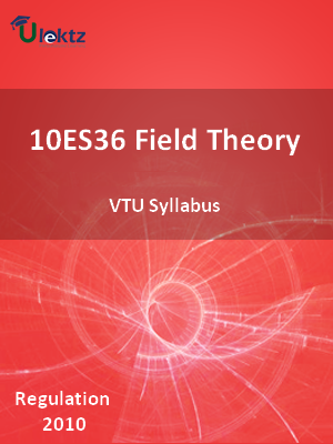 Field Theory - Syllabus