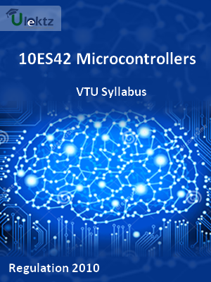 Microcontrollers - Syllabus
