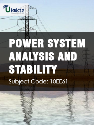Power System  Analysis and Stability