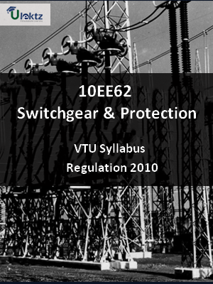 Switchgear & Protection - Syllabus