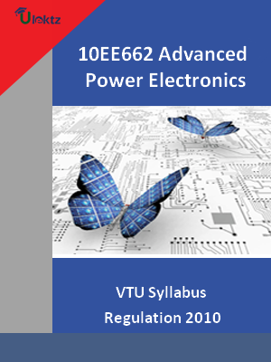Advanced Power Electronics - Syllabus