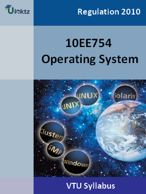 Operating System - Syllabus
