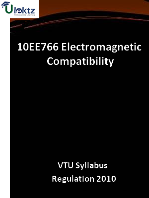 Electromagnetic Compatibility - Syllabus