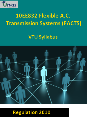 Flexible A.C. Transmission Systems (FACTS) - Syllabus