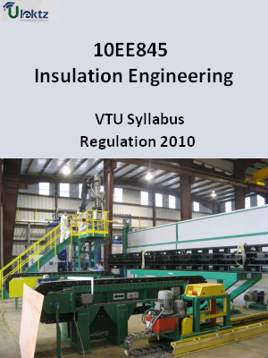 Insulation Engineering - Syllabus