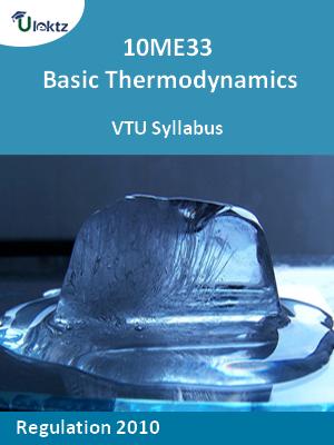 Basic Thermodynamics - Syllabus