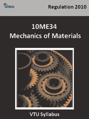 Mechanics of Materials - Syllabus