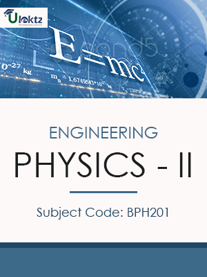 Important Questions for ENGINEERING PHYSICS-II