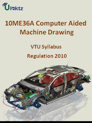 Computer Aided Machine Drawing - Syllabus