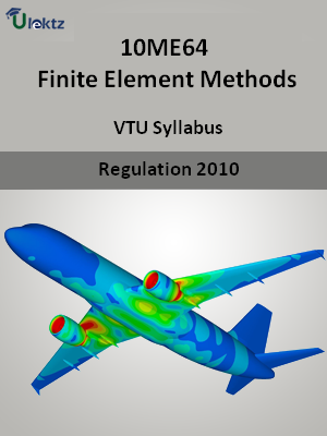 Finite Element Methods - Syllabus