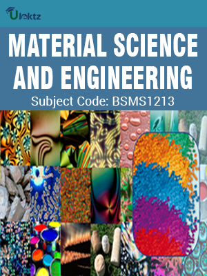 Important Questions for MATERIAL SCIENCE AND ENGINEERING