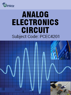 Important Questions for ANALOG ELECTRONICS CIRCUIT