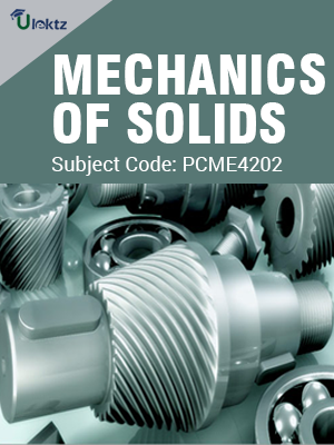 Important Questions for Mechanics of Solids
