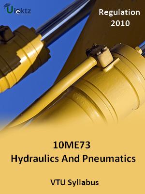 Hydraulics And Pneumatics - Syllabus