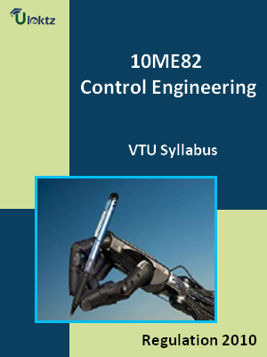 Control Engineering - Syllabus