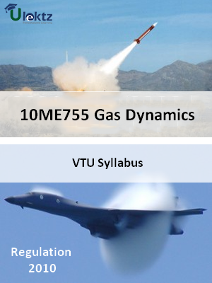 Gas Dynamics - Syllabus