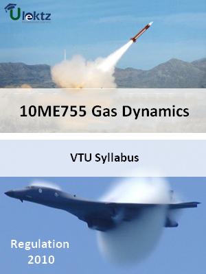Gas Dynamics - Syllabus