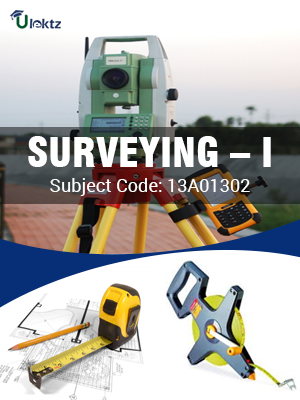 Important Questions for 13A01302 SURVEYING-I