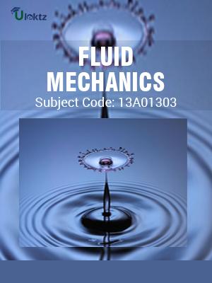 Important Questions for 13A01303 FLUID MECHANICS