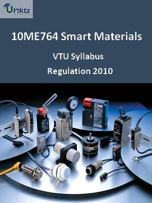 Smart Materials - Syllabus